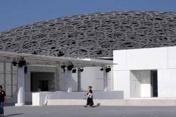 W Abu Zabi otwarto drugi Louvre, który kosztował 1,4 miliarda dolarów
