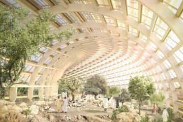 Oman będzie m&oacute;gł się pochwalić największym ogrodem botanicznym świata<