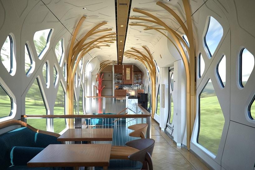 Najbardziej luksusowy pociąg świata kursuje w Japonii. Za bilet zapłacisz nawet 8500 dolarów