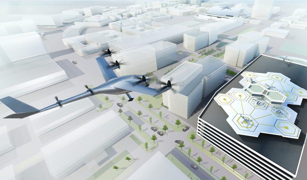 Los Angeles dołącza do miast, w których Uber planuje wprowadzić latające taksówki. Zobaczcie, jak to będzie wyglądało