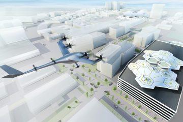 Los Angeles dołącza do miast, w kt&oacute;rych Uber planuje wprowadzić latające taks&oacute;wki. Zobaczcie, jak to będzie wyglądało<