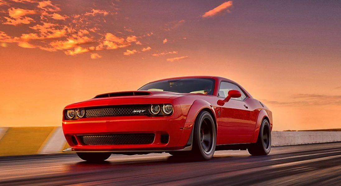 Dodge Challenger SRT Demon, czyli najmocniejszy muscle car świata