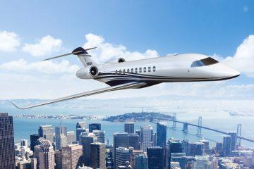Textron pokazało swój ultraluksusowy, prywatny odrzutowiec za 35 milionów dolarów