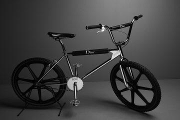Dior Homme zaprezentował BMX-a za 3200 dolarów