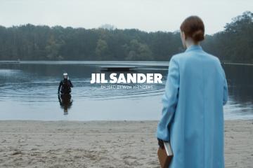 Wim Wenders wyreżyserował serię intrygujących filmów promujących wiosenną kolekcję Jil Sander