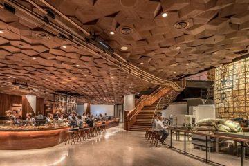 Zobaczcie, jak wygląda największy Starbucks świata, który właśnie otwarto w Szanghaju