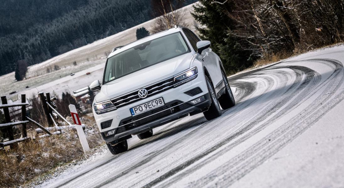 Tiguan Allspace to nowy, przestronny SUV w ofercie Volkswagena