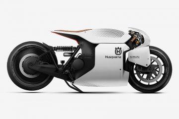 Tak projektanci ze studia Barbara Custom Motorcycles wyobrażają sobie motocykle w przyszłości