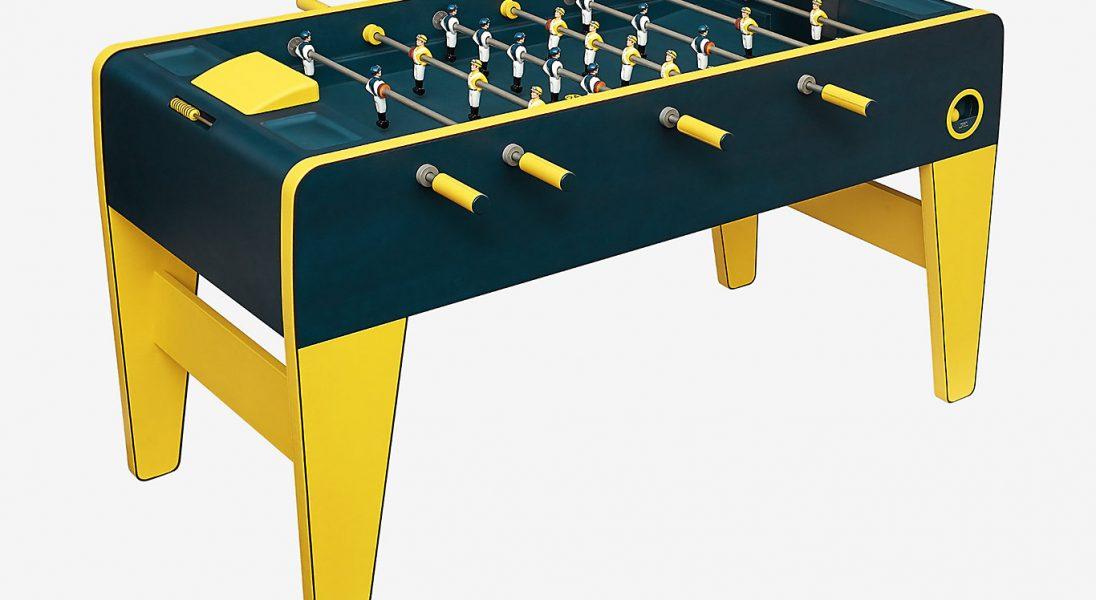 Stół do piłkarzyków od Hermes jest wart 68 000 dolarów