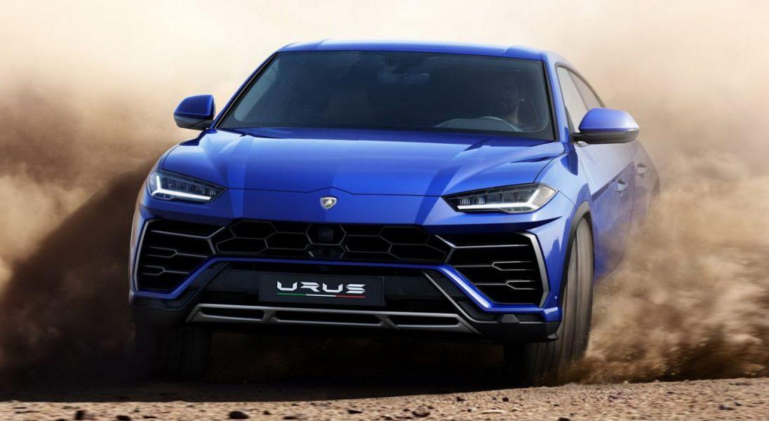 Lamborghini produkuje SUV-a. Oto model Urus