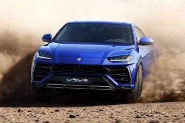 Oto Lamborghini Urus - pierwszy SUV w historii marki<