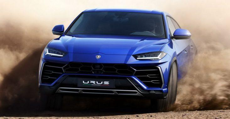 Lamborghini produkuje SUV-a. Oto model Urus<
