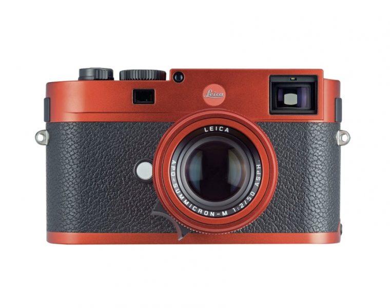 Leica wypuszcza 100 sztuk modelu M Typ 262 w kolorze czerwonym