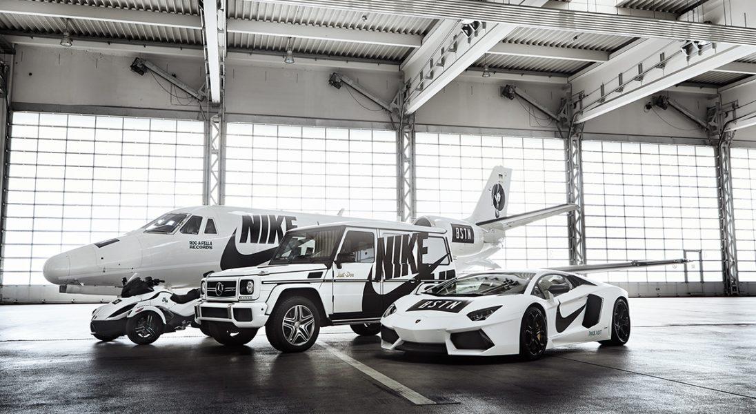 Lamborghini i prywatny samolot w stylu Air Force 1. Tak Nike świętuje urodziny kultowego modelu