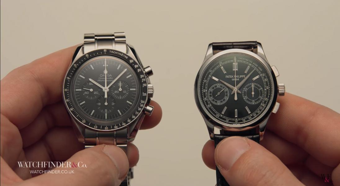 Jaka jest różnica między zegarkiem za 300 tysięcy, a zegarkiem za 20 tysięcy złotych?