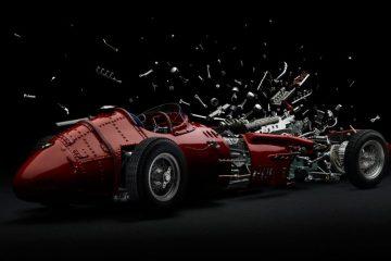 Zobaczcie ujęcia samochodów w trakcie eksplozji i sprawdźcie, jak powstają te nieprawdopodobne fotografie