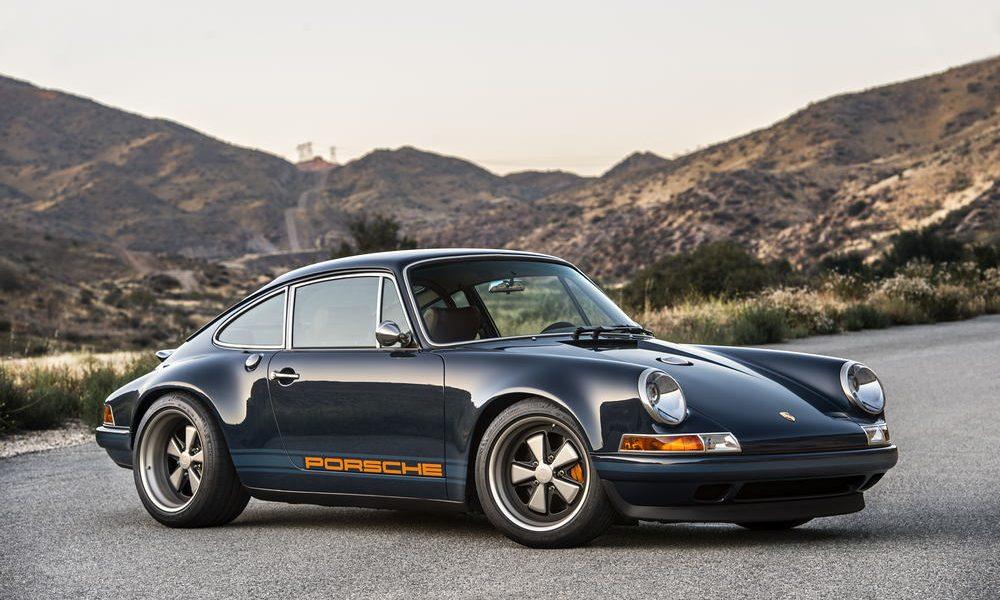 To odrestaurowane Porsche 911 zostało stworzone do jazdy, a nie do bycia ozdobą w garażu kolekcjonera