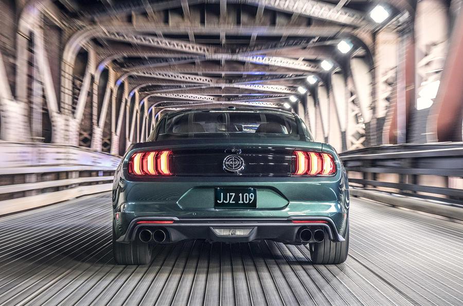 Ford pokazał nowego Mustanga Bullitt, który powstał na cześć Steve'a McQeena