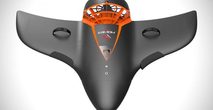 AquaJet H2 to skuter, dzięki kt&oacute;remu poczujcie się jakbyście latali pod wodą<