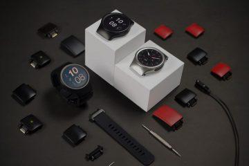Modułowy smartwatch Blocks daje nieograniczone możliwości<
