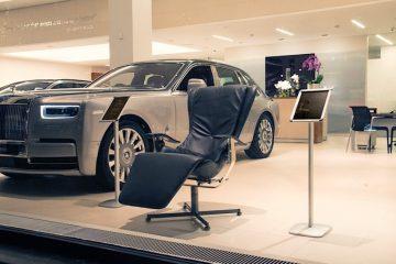 Elysium-R to najdroższy fotel na świecie. Kosztuje tyle, co dobry samoch&oacute;d<