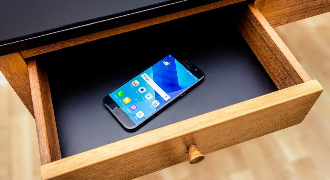 Zobaczcie kolekcję mebli Sylwii Biegaj zainspirowaną smartfonem Samsung Galaxy A5