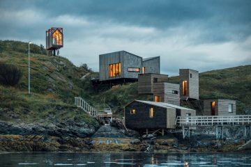 Tutaj budzi się kreatywność. Zobaczcie niezwykłą rezydencję dla artystów na północy Norwegii
