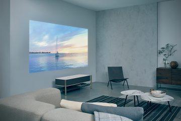 Sony wypuszcza ogromny projektor 4K, kt&oacute;ry wygląda jak stylowy mebel<