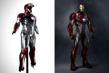 Teraz każdy może być superbohaterem. Oto realistyczne kostiumy od Full Body Armors
