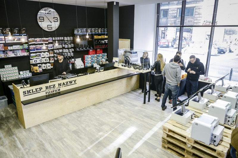 Wonder Photo Shop zaprasza na spotkanie autorskie z fotografem Emilem Bilińskim