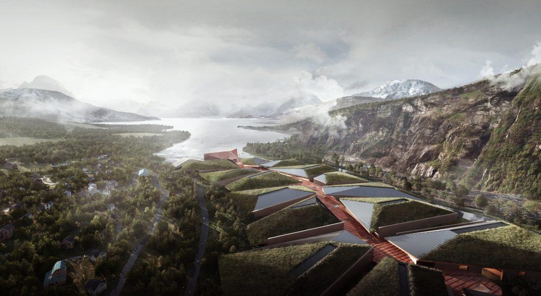 W Norwegii powstanie największe na świecie centrum danych. Projekt zainspirowały ruchy lodowca