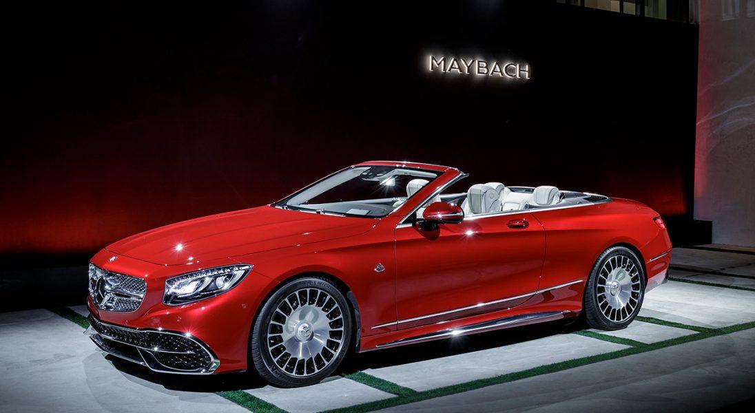 Mercedes-Benz wybrał złotą piątkę. Oto najbardziej luksusowe samochody marki