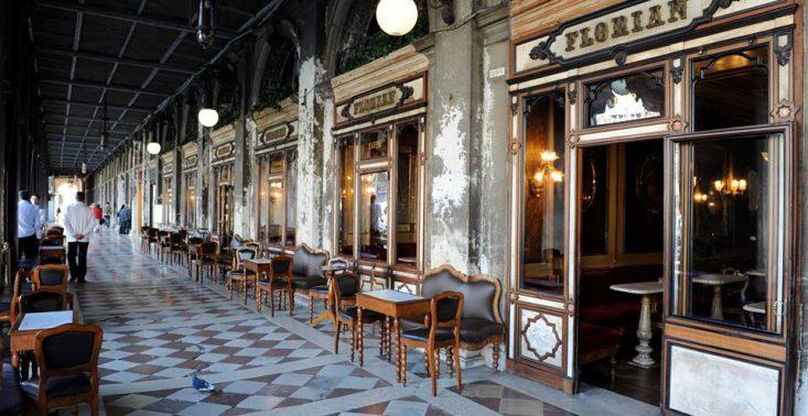 10 najbardziej luksusowych kawiarni na świecie<