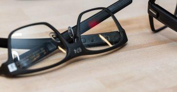 Oto inteligentne okulary Intel Vaunt, które wyglądają jak zwykłe oprawki korekcyjne