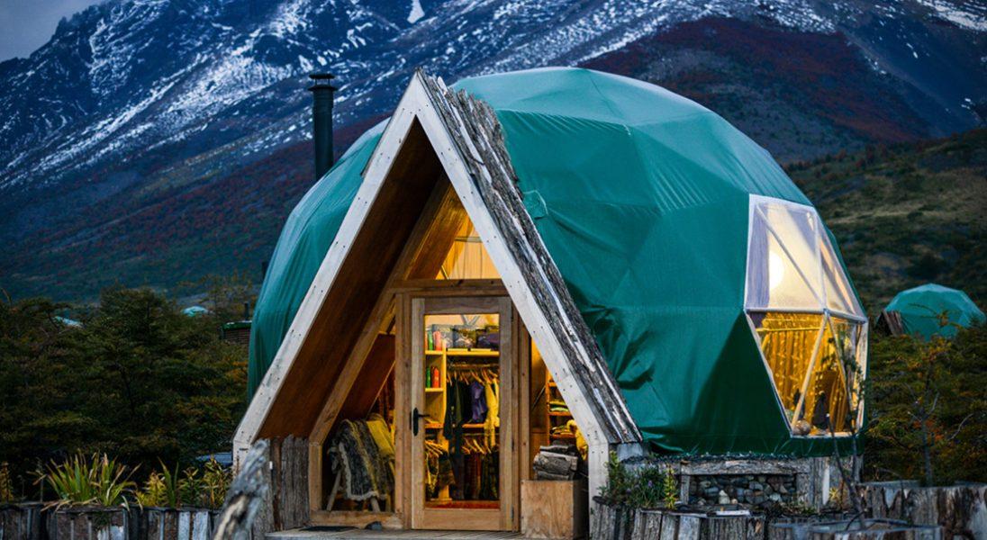 Chile kusi turystów i oferuje luksusowy camping w parku narodowym