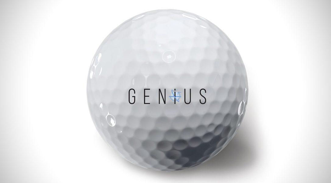 Oto inteligentna piłka, która zamieni cię w golfowego geniusza