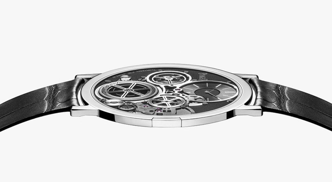 Piaget zaprezentował projekt najcieńszego mechanicznego zegarka ...