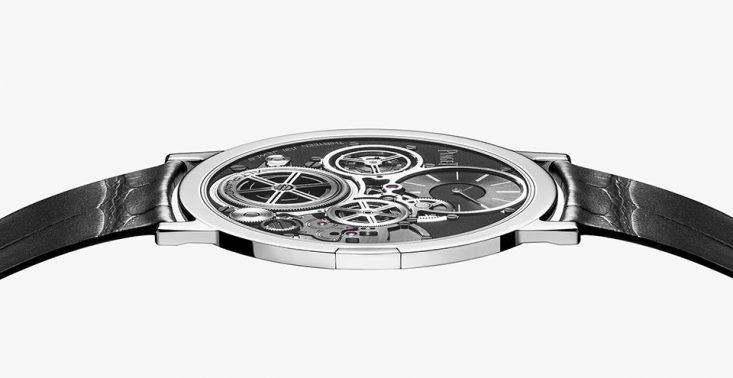 Piaget zaprezentował projekt najcieńszego mechanicznego zegarka świata<