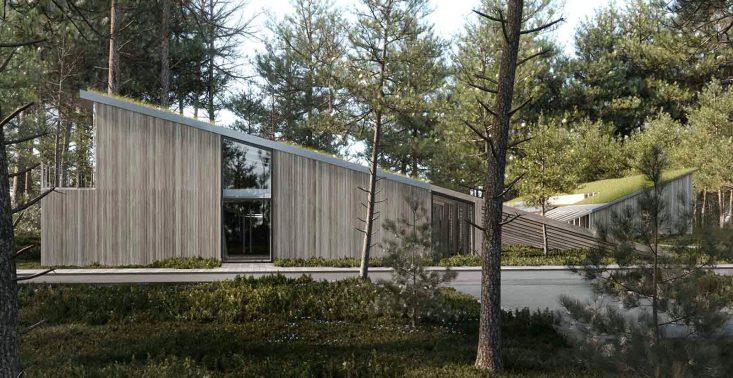 FOR REST, czyli niezwykły projekt leśnego Centrum Zdrowia Psychicznego i Medytacji<