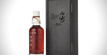Yamazaki Single Malt to najdroższa japońska whisky na świecie