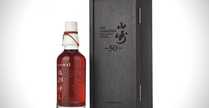 Yamazaki Single Malt to najdroższa japońska whisky na świecie<