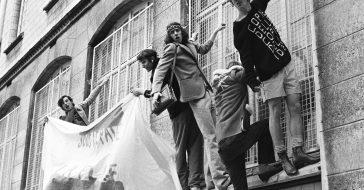 Gucci i kontrrewolucja, czyli buntowniczy klimat lat 60. w nowej kampanii pre-fall 2018