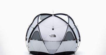 Namiot Geodome 4 The North Face sprosta oczekiwaniom wymagających fanów kempingów