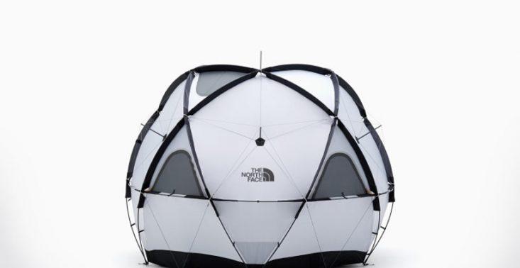 Namiot Geodome 4 The North Face sprosta oczekiwaniom wymagających fanów kempingów<