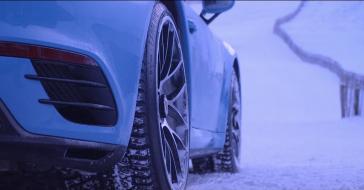 Król wzgórza, czyli jak Porsche 911 Turbo S demonstruje możliwości układu All-Wheel Drive