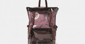 Raf Simons zaprojektował plecaki i torby w stylu Blade Runnera dla Eastpak