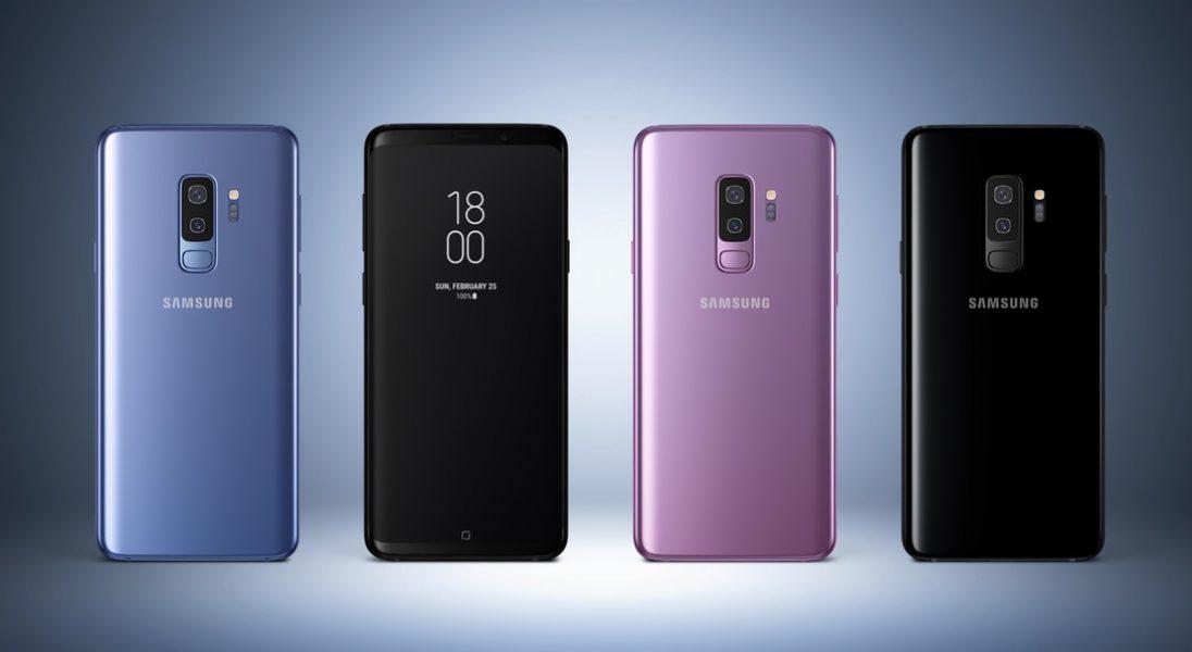 Samsung Prezentuje Galaxy S9 I S9 Sznyt Pl