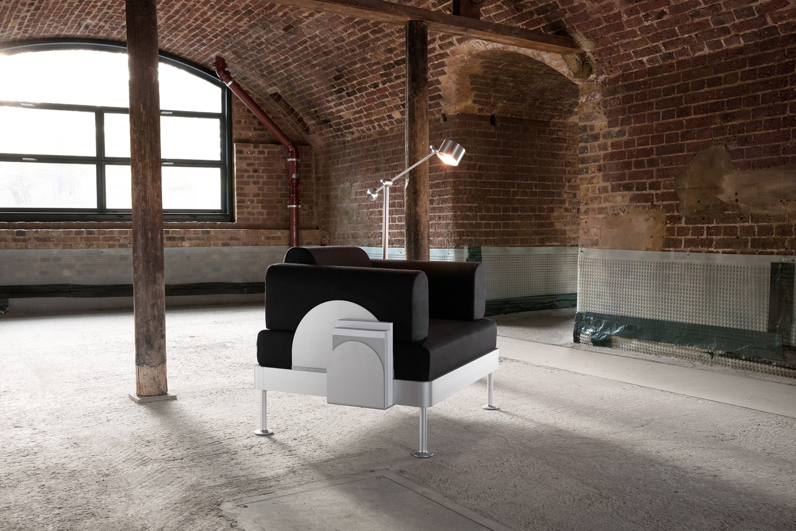 tom dixon zaprojektowa kolekcj modu owych mebli dla ikea. Black Bedroom Furniture Sets. Home Design Ideas