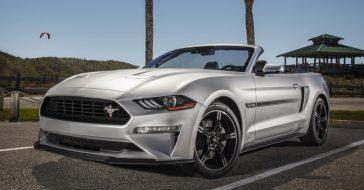 Ford wypuści limitowaną edycję Mustanga GT California Special