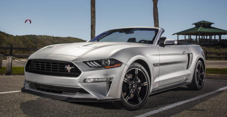 Ford wypuści limitowaną edycję Mustanga GT California Special<